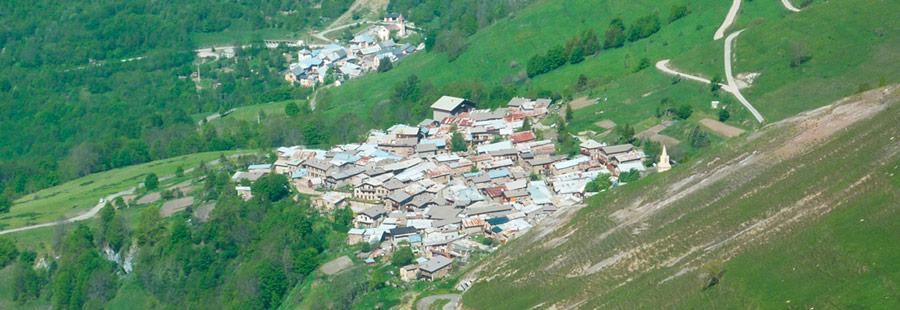 Village de Besse en Oisans